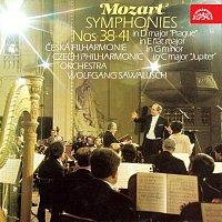 Česká filharmonie, Wolfgang Sawallisch – Mozart: Symfonie č. 38-41