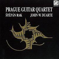 Pražské kytarové kvarteto – Duarte, Rak: Kytarové skladby