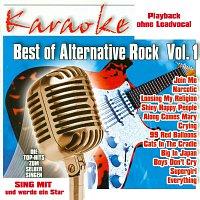 Přední strana obalu CD Best of Alternativ Rock Vol.1 - Karaoke