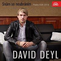 Přední strana obalu CD Snům se neubráním (Radio Edit 2013)
