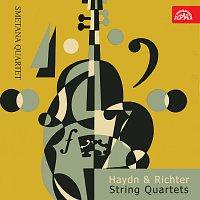 "Smetanovo kvarteto – Haydn, Richter: Smyčcové kvartety D dur ""Skřivánčí"" a C dur"