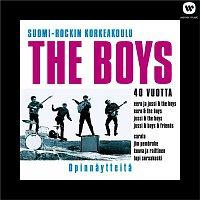 Jussi & The Boys – (MM) Suomirockin korkeakoulu - The Boys 40 vuotta