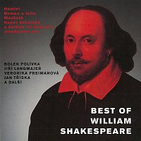 Přední strana obalu CD Best Of William Shakespeare