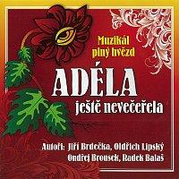 Přední strana obalu CD Muzikál: Adéla ještě nevečeřela