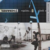 Přední strana obalu CD Regulate… G Funk Era