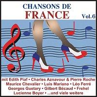 Různí interpreti – Chansons De France Vol.6