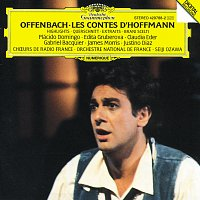 R.T.F. National Orchestre, Seiji Ozawa – Jacques Offenbach: Les Contes d'Hoffmann (Highlights)