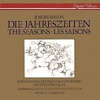 Sir Neville Marriner, Edith Mathis, Siegfried Jerusalem, Dietrich Fischer-Dieskau – Haydn: Die Jahreszeiten (The Seasons)