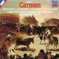 Tatiana Troyanos, Kiri Te Kanawa, Placido Domingo, Sir Thomas Allen – Bizet: Carmen