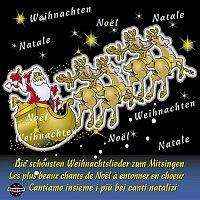 Chor – Die schonsten Weihnachtslieder zum Mitsingen, deutsch, franzosisch und italienisch