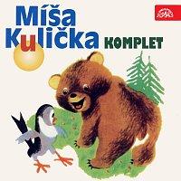 Přední strana obalu CD Menzel: Míša Kulička
