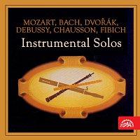 Různí interpreti – Mozart, Suk, Chausson, Bach, Fibich Instrumentální sóla