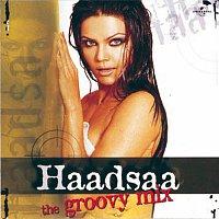 Přední strana obalu CD Haadsaa The Groovy Mix