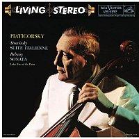 Gregor Piatigorsky, Igor Stravinsky, Lukas Foss – Piatigorsky Plays Stravinsky, Debussy, Busoni & Foss