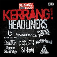 Various Artists.. – Kerrang! Headliners