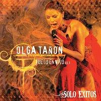 Přední strana obalu CD Fuego En Vivo