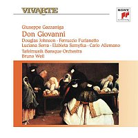 Bruno Weil, Tafelmusik, Giuseppe Gazzaniga – Gazzaniga: Don Giovanni
