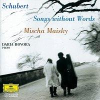 Přední strana obalu CD Schubert: Songs without Words