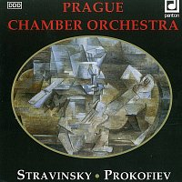 Pražský komorní orchestr – Stravinskij, Prokofjev: Suita Pulcinella - Klasická symfonie