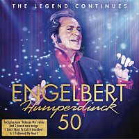 Přední strana obalu CD Engelbert Humperdinck: 50