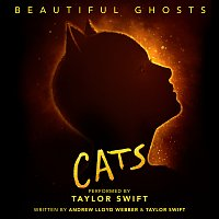 "Přední strana obalu CD Beautiful Ghosts [From The Motion Picture ""Cats""]"