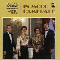In modo camerale – Skladby pro hoboj, klarinet a fagot / Francaix, Poulenc, Milhaud,...