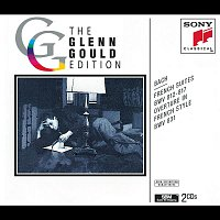 Glenn Gould – Bach:  French Suites, BWV 812-817 & Overture in the French Style, BWV 831