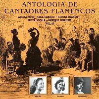 Various Artists.. – Antología de Cantaores Flamencos, Vol. 15 (Remastered 2015)