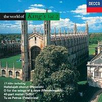 The Choir of King's College, Cambridge, Sir David Willcocks, Stephen Cleobury – The World of Kings, Vol. 2