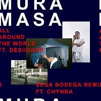 Mura Masa, Desiigner, Chynna – All Around The World [Sega Bodega Remix]
