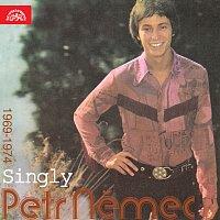 Přední strana obalu CD Singly (1969-1974)
