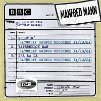 Manfred Mann – BBC Sessions (Saturday Swings Recorded 1964)
