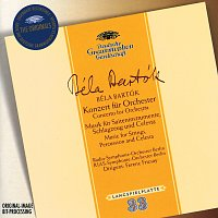 Radio-Symphonie-Orchester Berlin, RIAS Symphony Orchestra Berlin, Ferenc Fricsay – Bartók: Concerto For Orchestra; Music For Strings, Percussion & Celesta