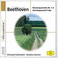 Christoph Eschenbach, Amadeus Quartet – Beethoven: Klavierquartette 1-3; Streichquartett F-Dur