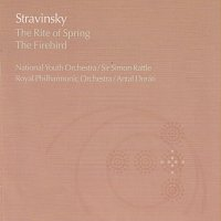 National Youth Orchestra Of Great Britain, Simon Rattle, Antal Dorati – Stravinsky:The Rite of Spring/The Firebird
