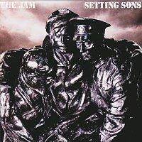 Přední strana obalu CD Setting Sons