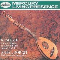 Philharmonia Hungarica, Antal Dorati – Respighi: Ancient Airs and Dances/Suites Nos.1-3