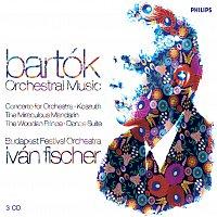 Přední strana obalu CD Bartók: Orchestral Music
