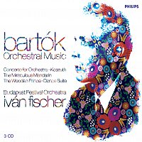 Budapest Festival Orchestra, Iván Fischer – Bartók: Orchestral Music