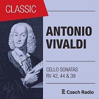 Evžen Rattay, Ludmila Čermáková – Antonio Vivaldi: Cello Sonatas RV 42, 44 & 39