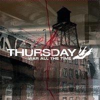 Přední strana obalu CD War All The Time