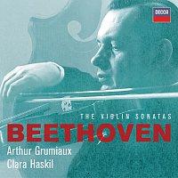 Arthur Grumiaux, Clara Haskil – Beethoven: The Violin Sonatas [3 CDs]