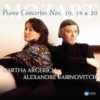 Martha Argerich – Mozart: Pianos Concertos Nos 10, 19 & 20