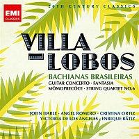 Angel Romero, London Philharmonic Orchestra, Jésus López-Cobos – 20th Century Classics: Villa-Lobos