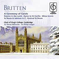 King's College Choir Cambridge – Britten: A Ceremony of Carols etc