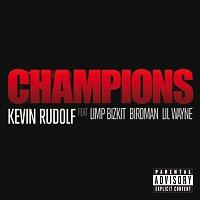 Přední strana obalu CD Champions