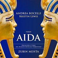 Andrea Bocelli, Kristin Lewis, Coro del Maggio Musicale Fiorentino, Zubin Mehta – Verdi: Aida