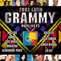 Různí interpreti – 2003 Latin Grammy Nominees Pop/Tropical