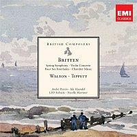 Sheila Armstrong, Dame Janet Baker, Robert Tear, André Previn – British Composers – Britten, Walton & Tippett