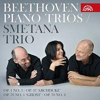 Přední strana obalu CD Beethoven: Klavírní tria